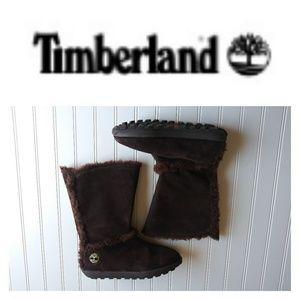 Timberland Mukluk Faux Fur Boots